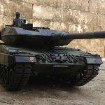 รถถังบังคับวิทยุ Leopard 2A6 คันใหญ่ สมจริง มีเสียง มีควัน ยิงลูกกระสุนได้